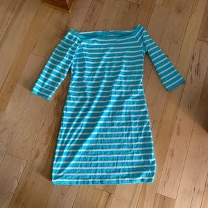 J. McLaughlin Striped Summer Dress!!